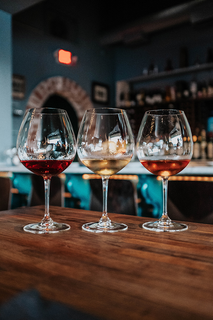 THE BEST WINE BARS IN LA. PERIOD.