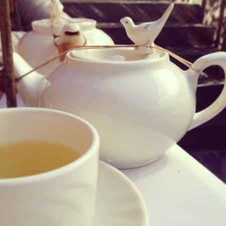 Chado Tea Room Tea