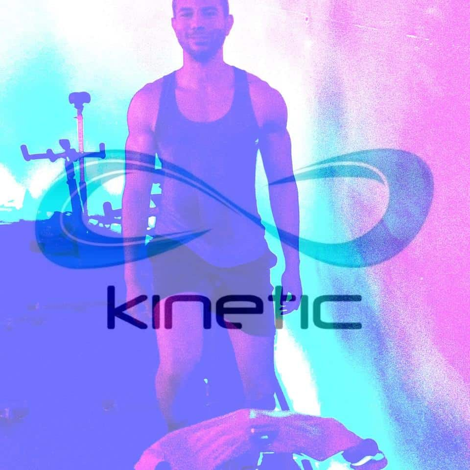 Kinetic Cycling Instructor Rene