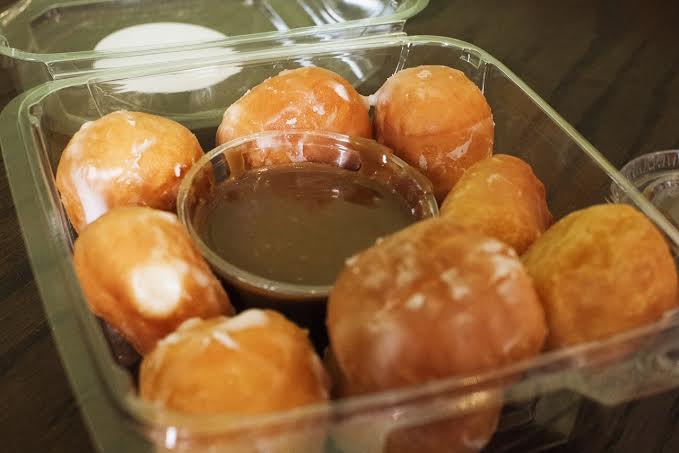Donut Holes from Donut Friend