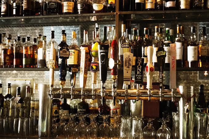Bar At The York
