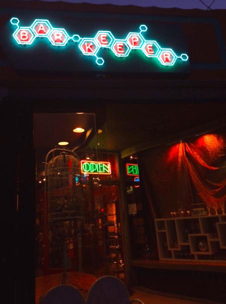 Exterior of Bar Keeper Silver Lake