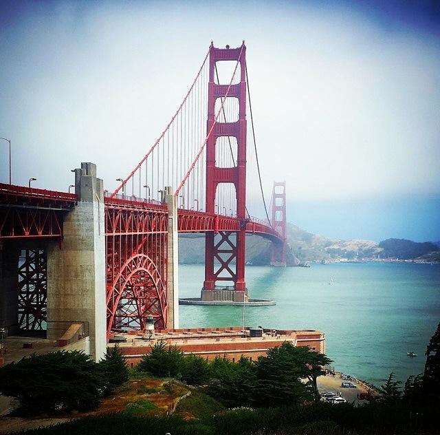 Golden Gate Bridge Instagram