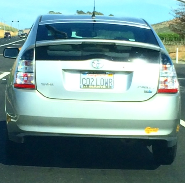only in SF prius