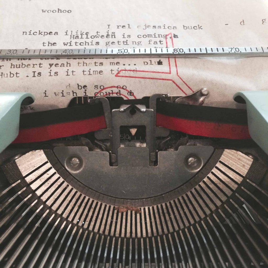 Typewriter Portland