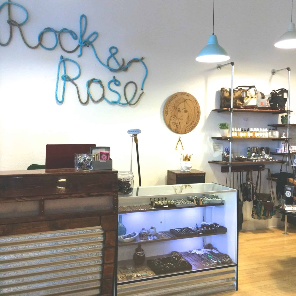 Rock & Rose Boutique Portland
