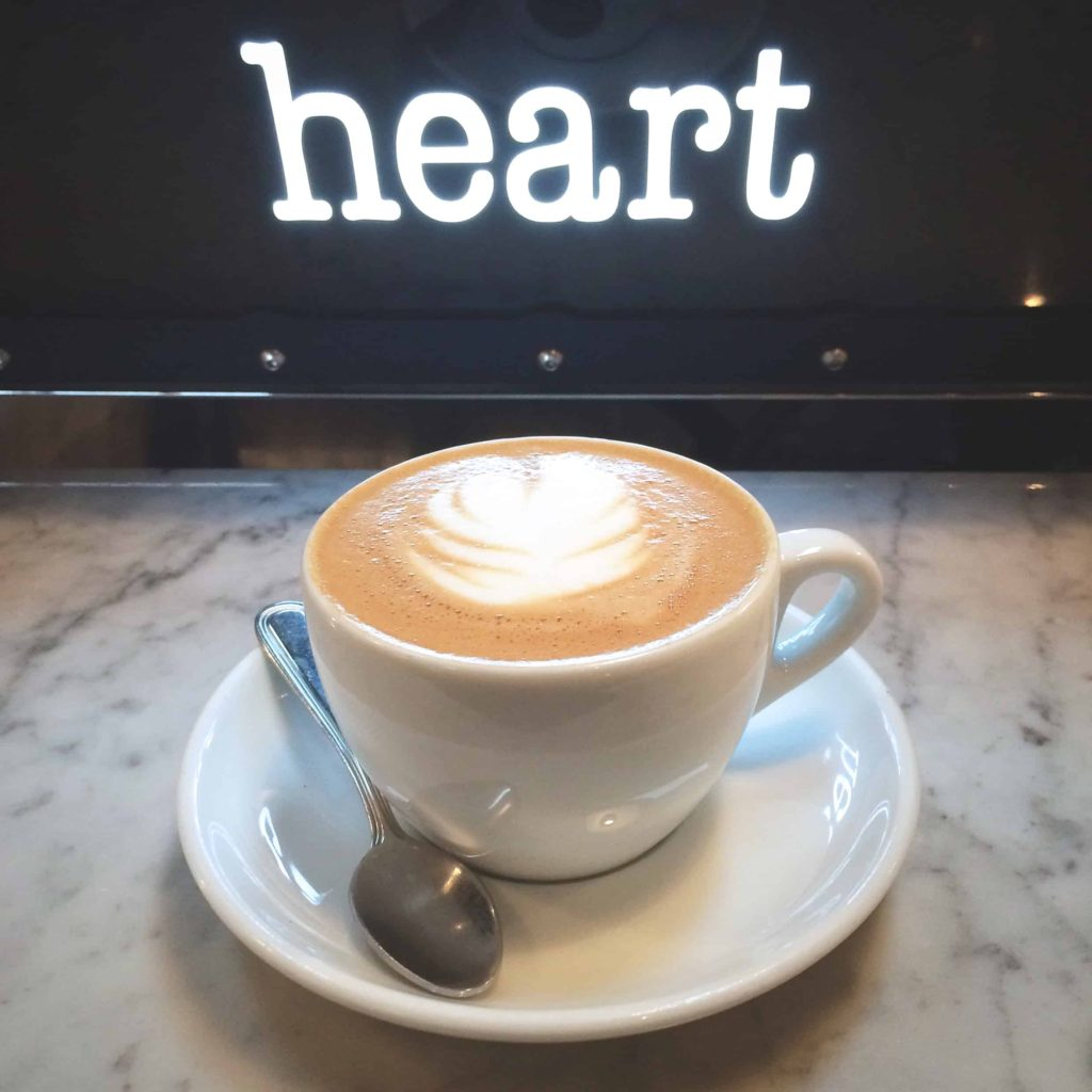 Heart Roasters Cappuccino