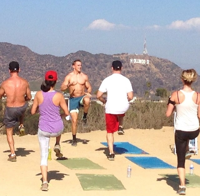 Only In LA: Runyon Bootcamp