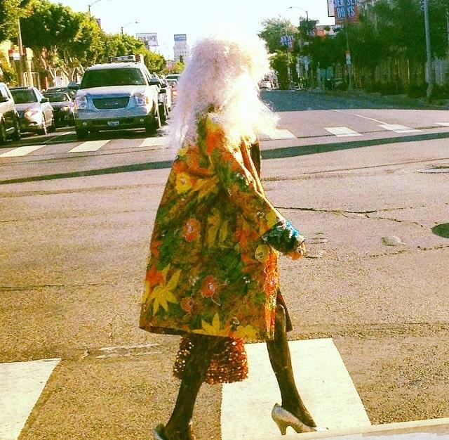 Only In LA: Fashion