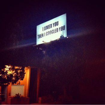 Only In LA.