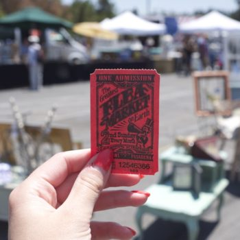 Week No.1 | The Rose Bowl Flea Market