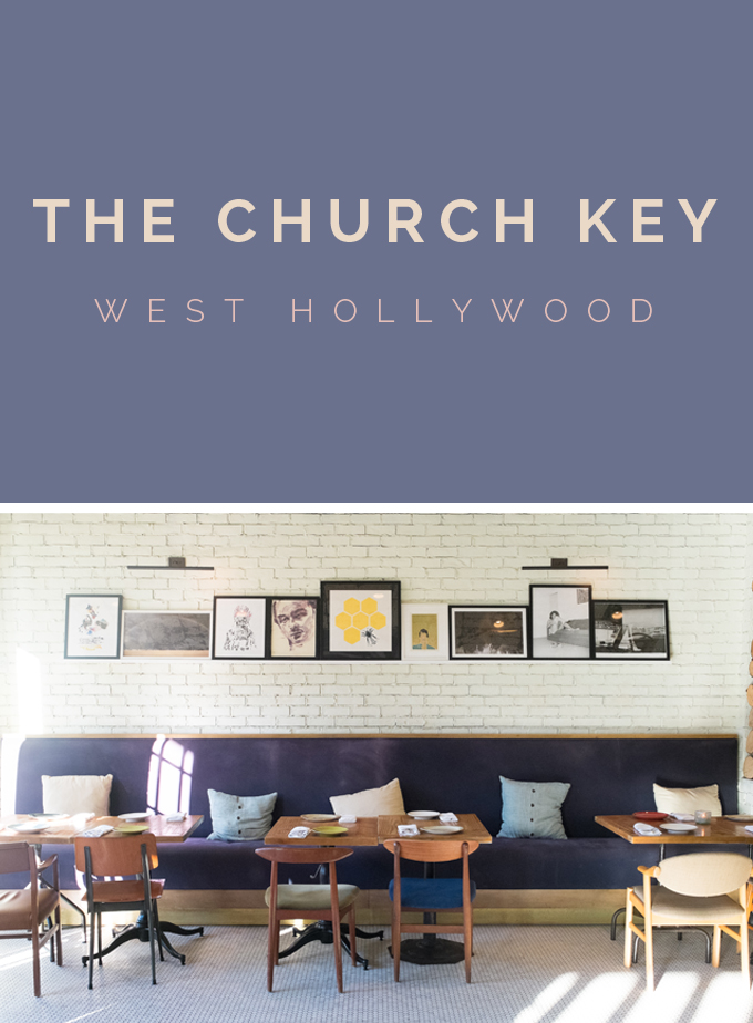 The Church Key