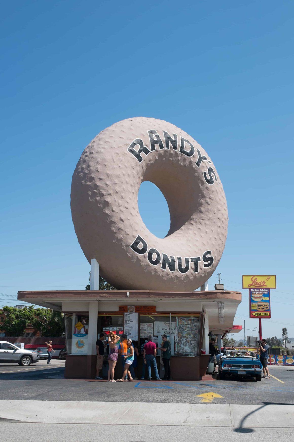 Week No. 5   Randy's Donuts