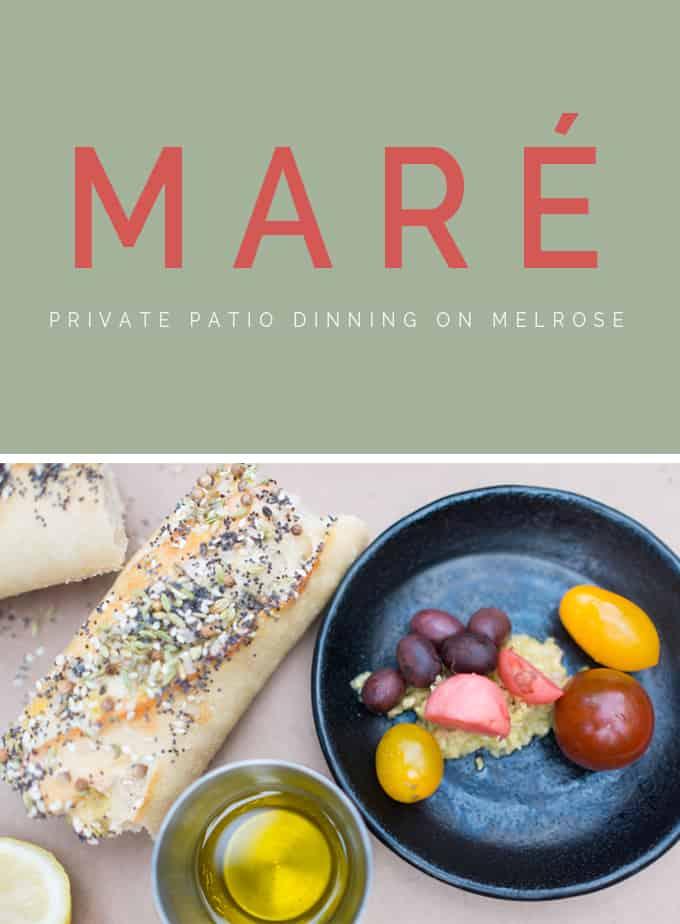 Maré | Narnia on Melrose