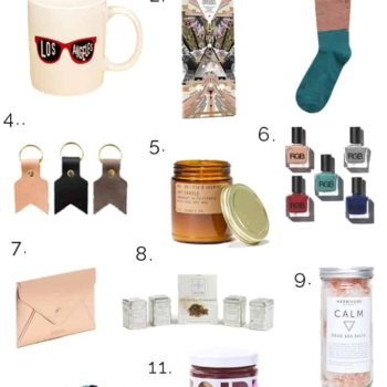 2015 LA HOLIDAY GIFT GUIDE | STOCKING STUFFER EDITION