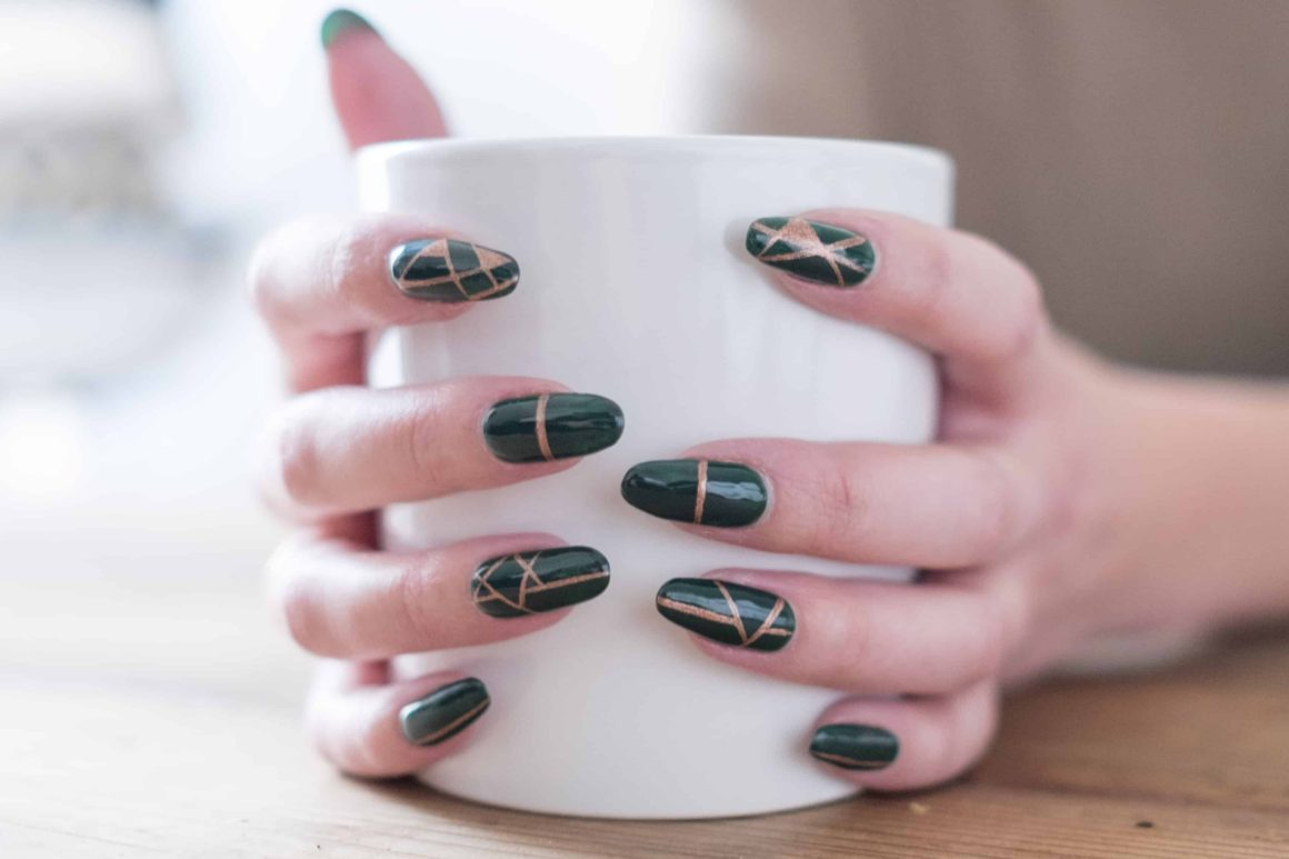 Olive Your Mani!