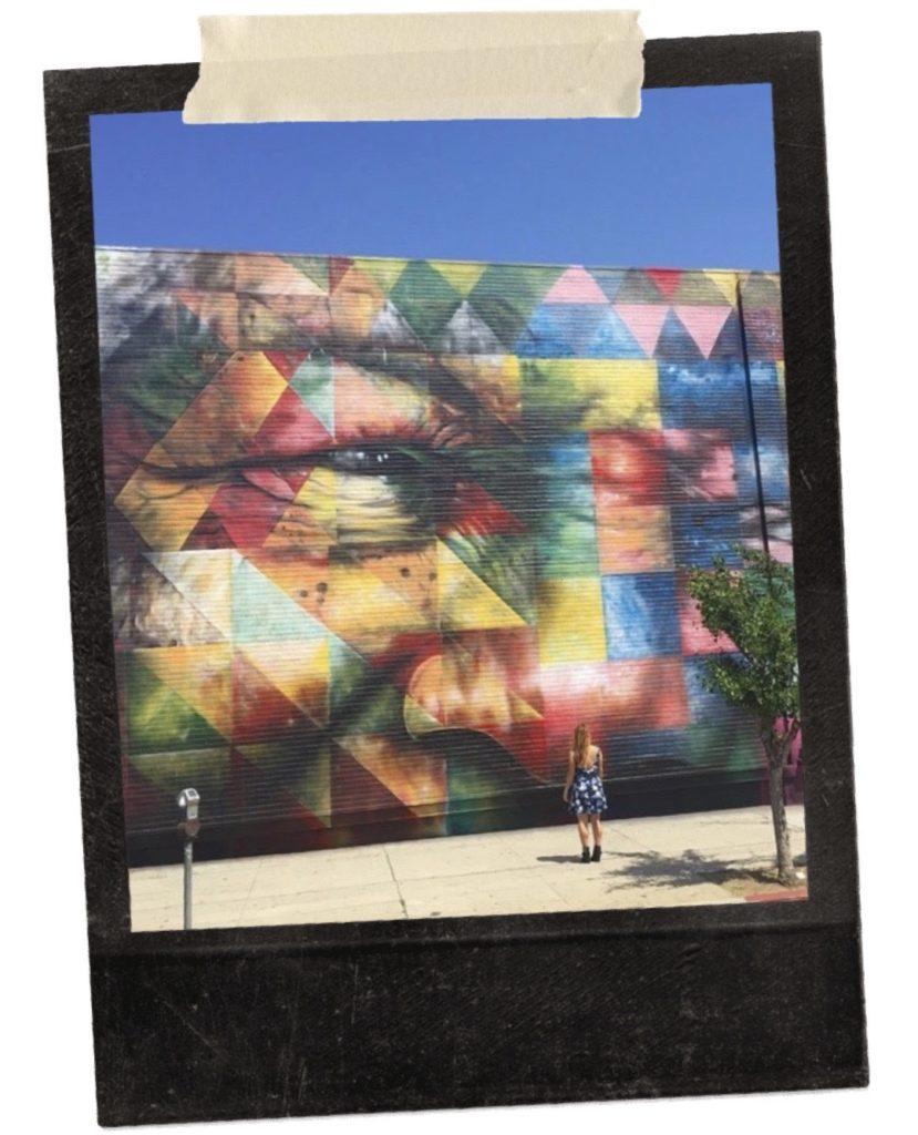 Kobra x LGBT Youth Center Mural