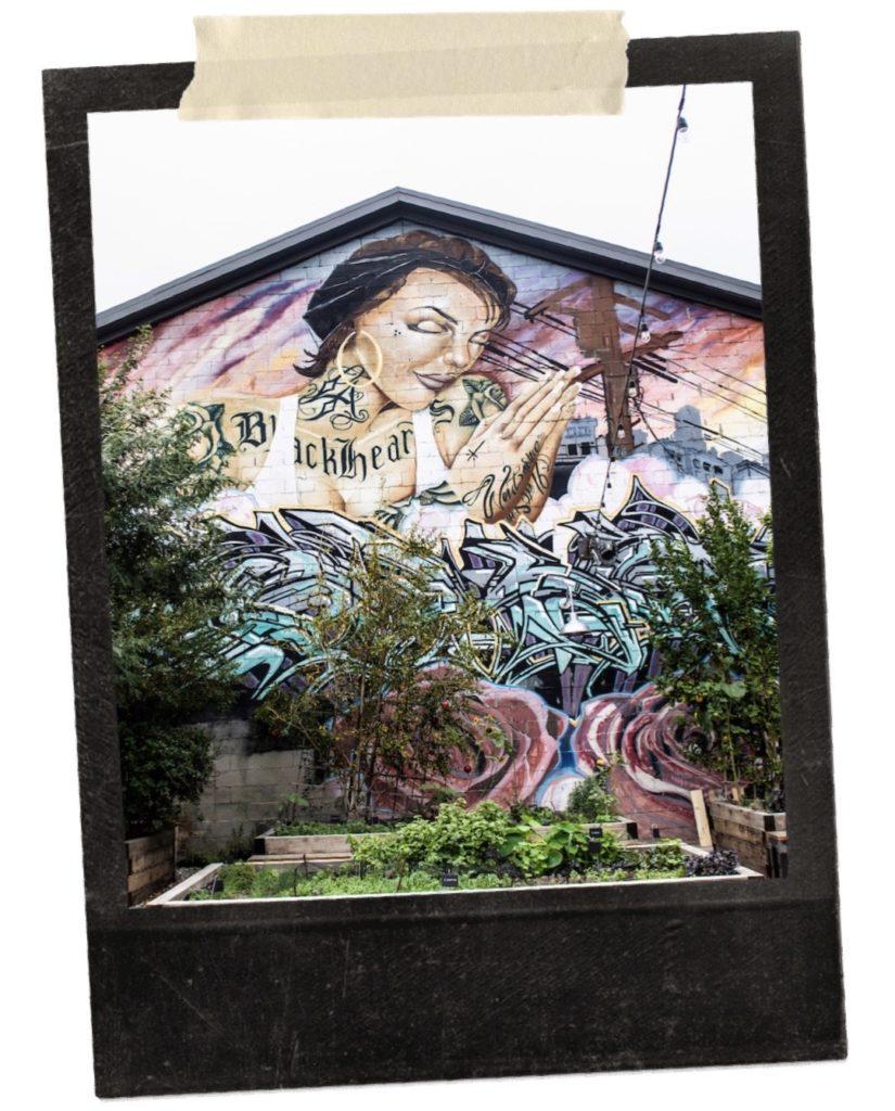 INSTA-WORTHY STREET ART IN LA