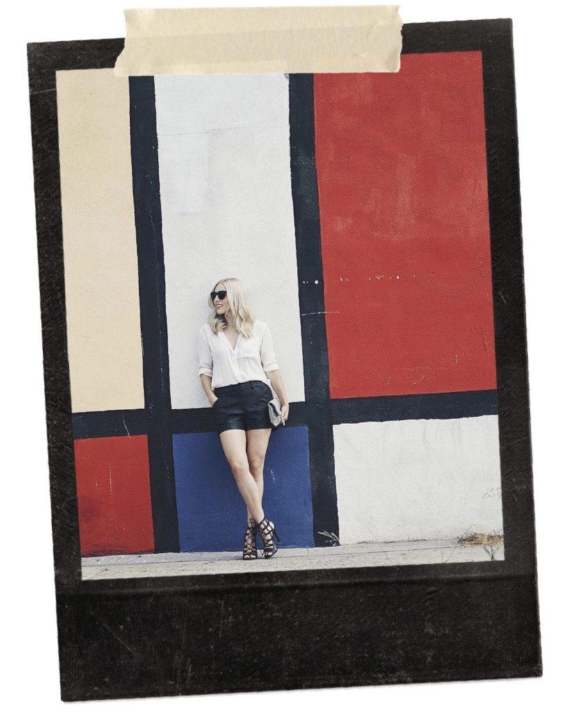 The Mondrian Wall