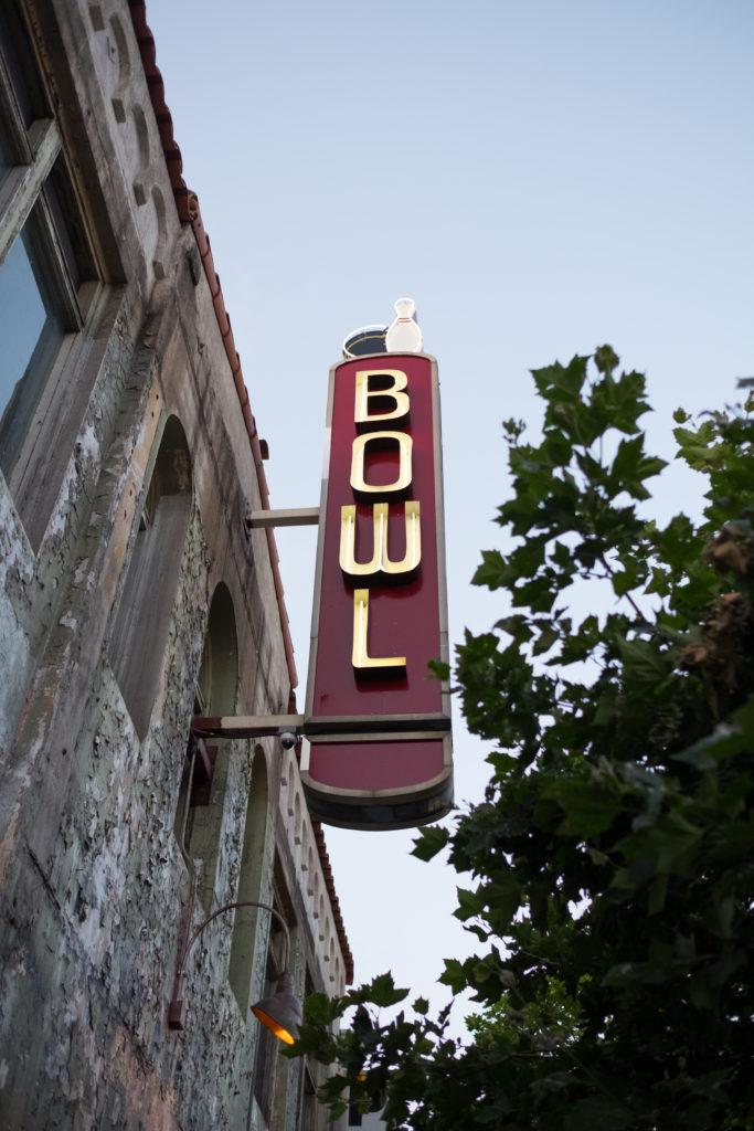 Love and Loathing LA Highland Park Bowl