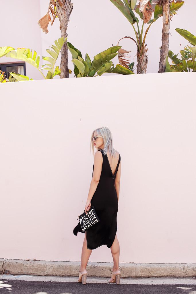 Love and Loathing LA Slip Dress