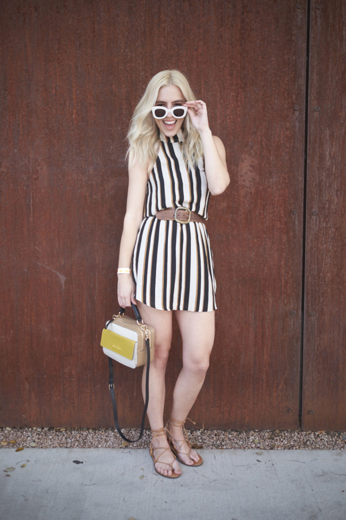 Love and Loathing LA Striped Dresses