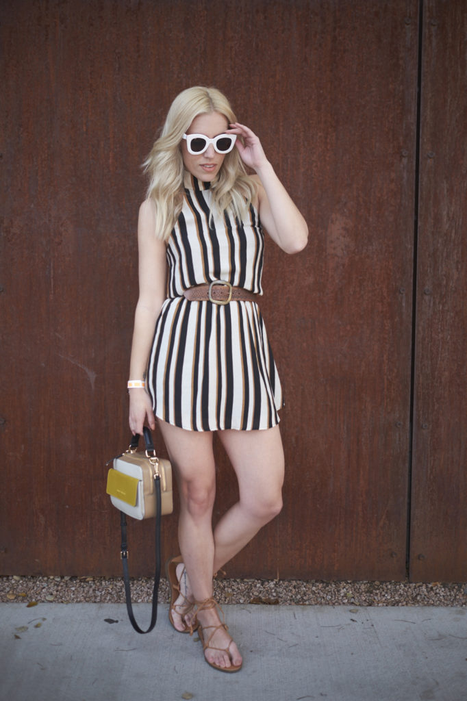 Love and Loathing LA Stripes Dresses