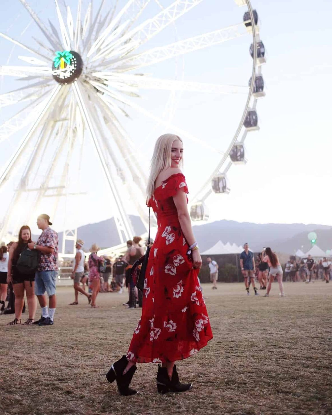 #WHATIWORE // COACHELLA 2017