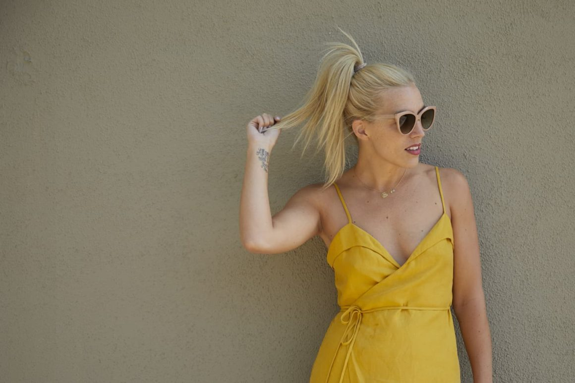THE BEST YELLOW DRESSES FOR SUMMER