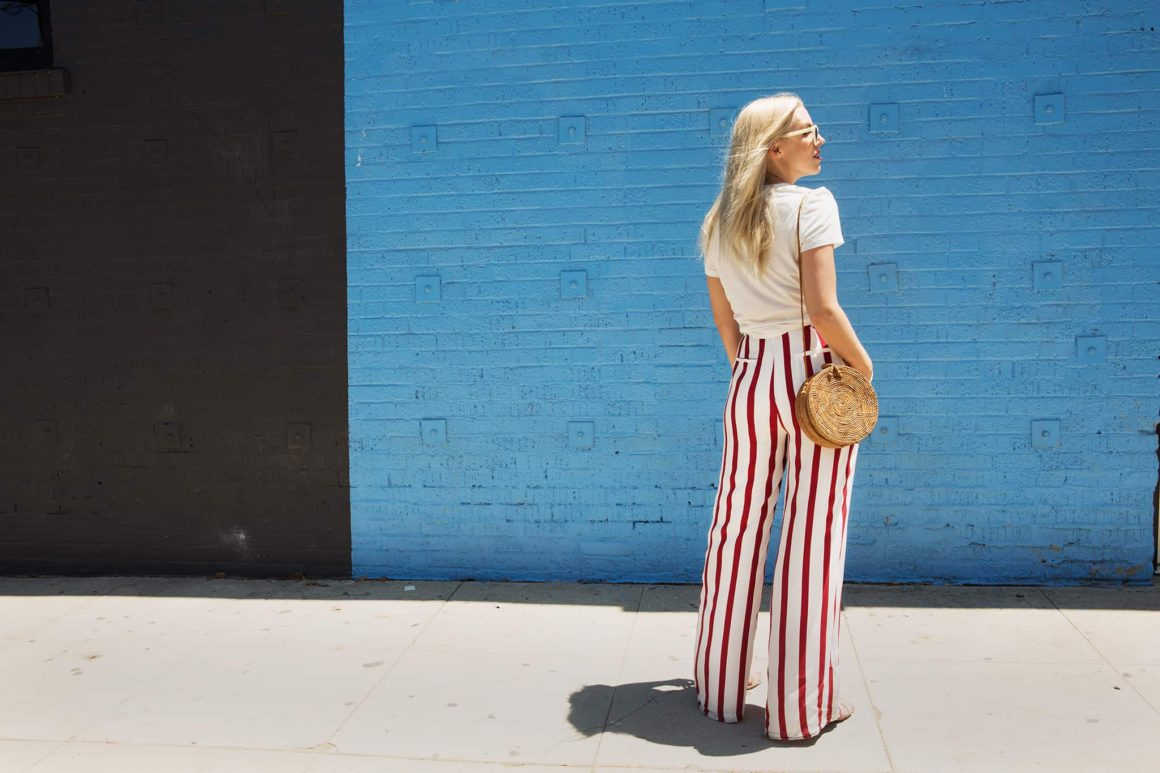 CURRENT MOOD: STATEMENT STRIPES