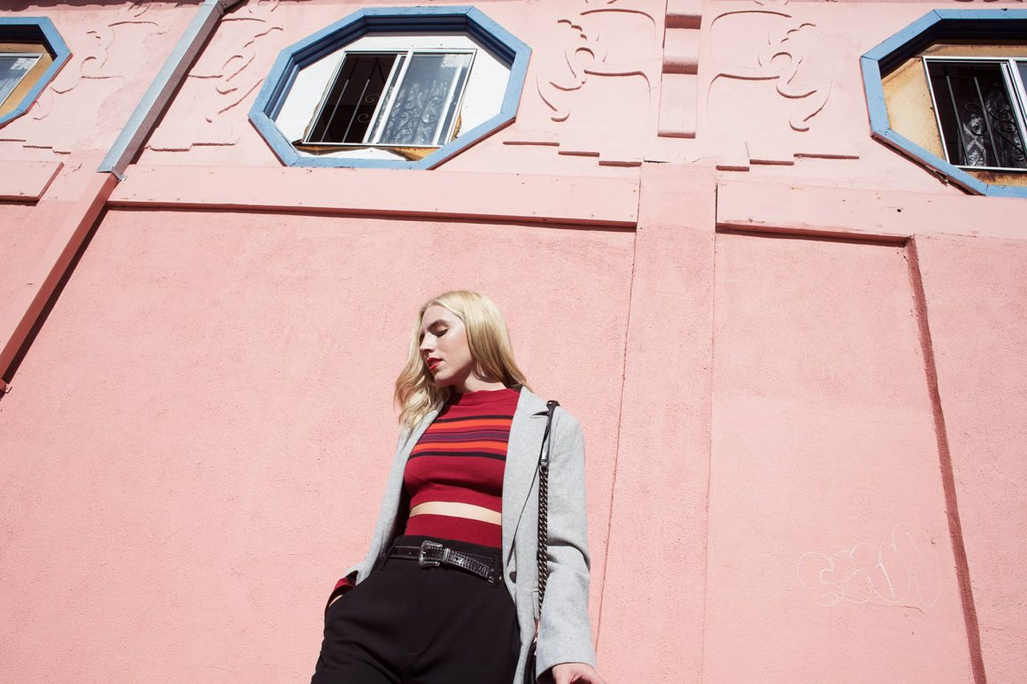 THE BEST LIGHTWEIGHT LAYERS FOR LA WEATHER