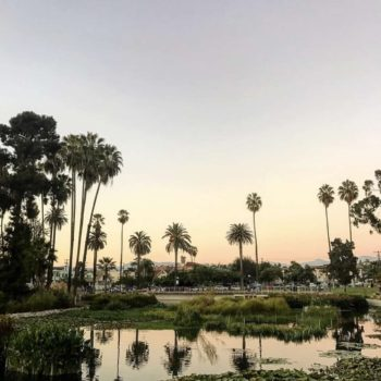 A LIST OF THINGS YOU CAN TOTALLY GET AWAY WITH AT ECHO PARK LAKE