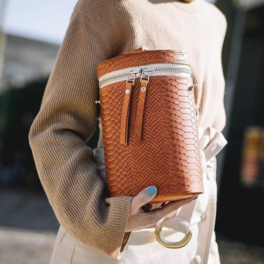 Sonya Lee bag from one of the Instagram brands I am loving