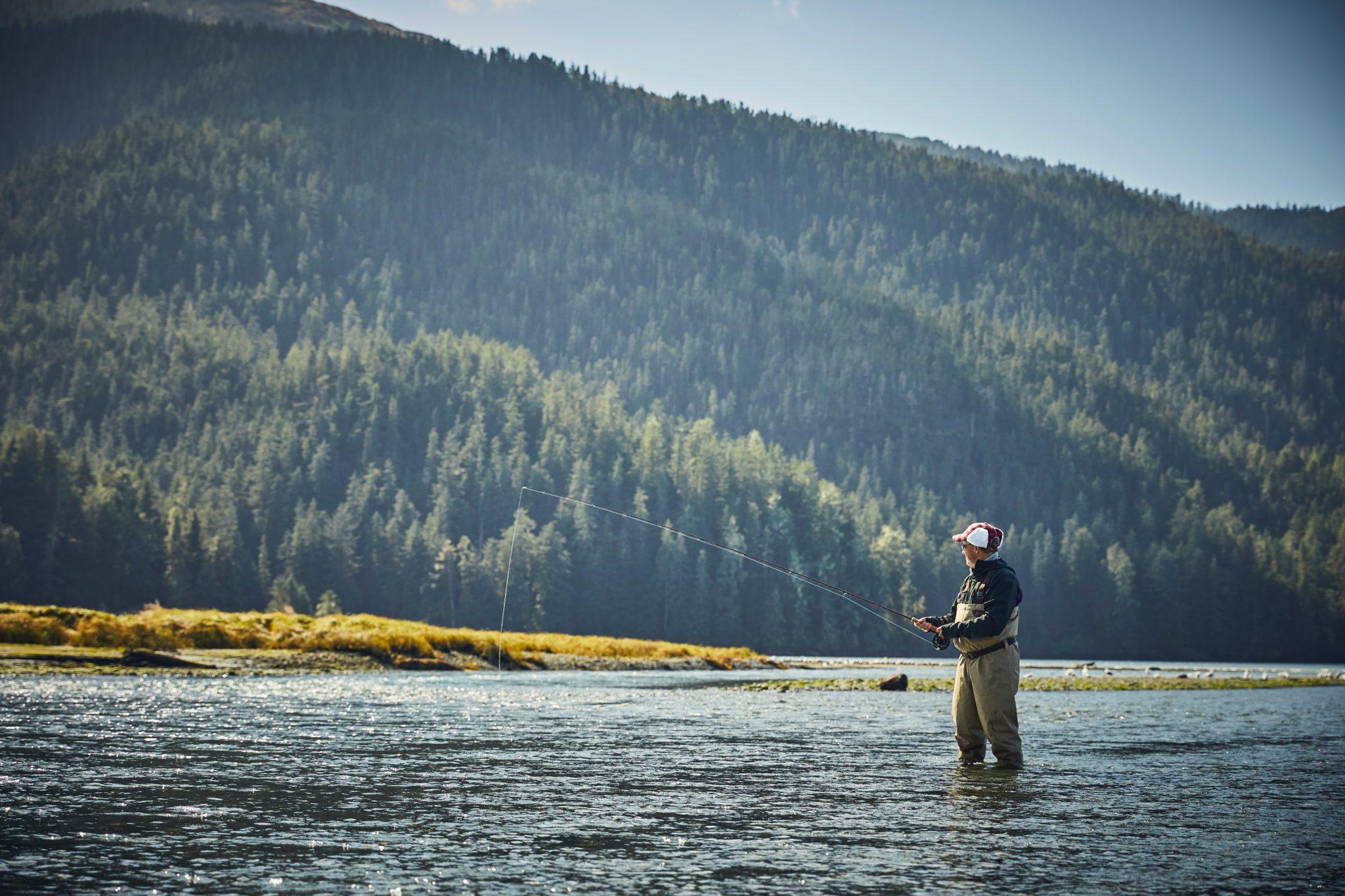 experience fishing in alaska
