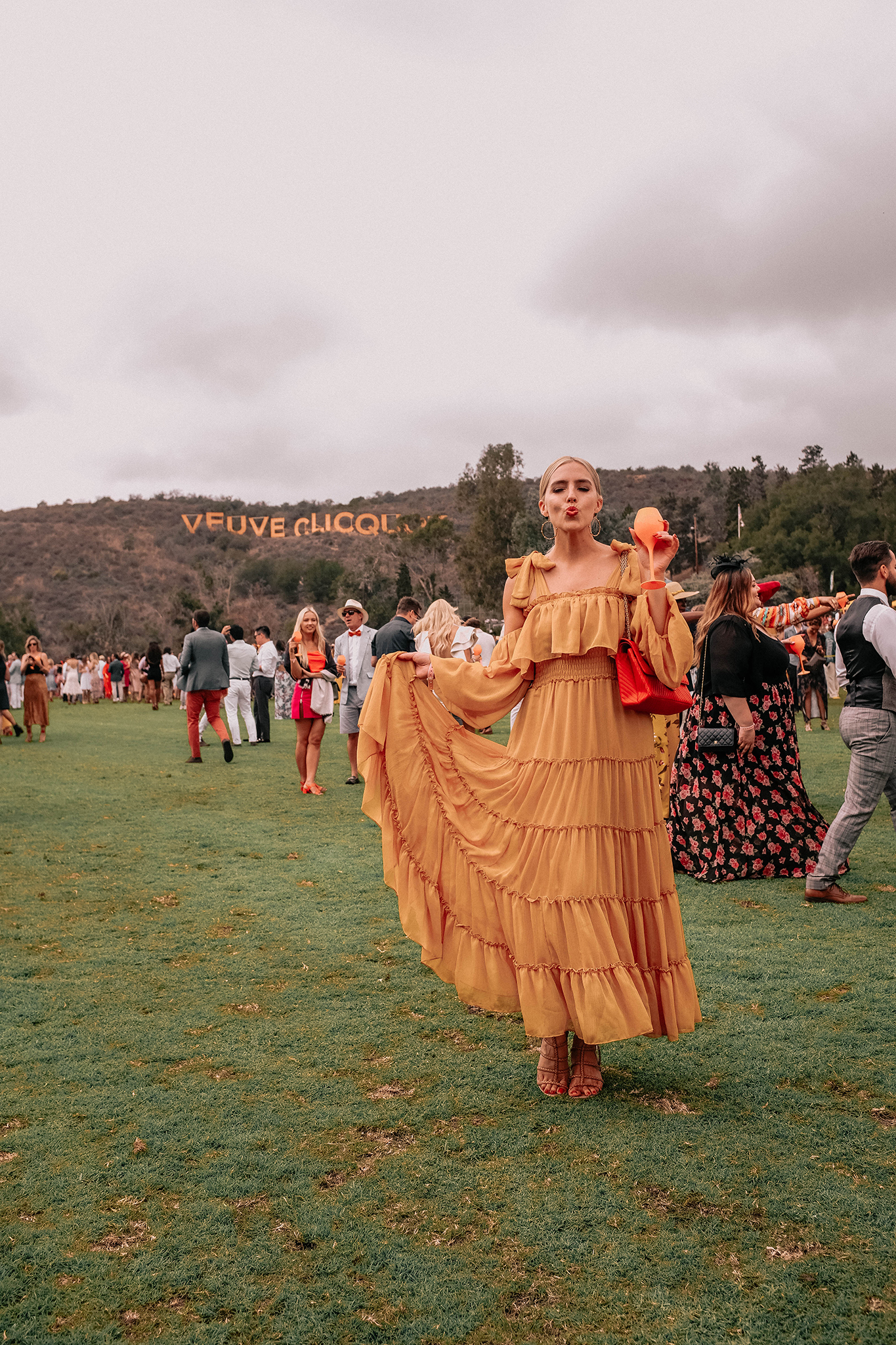 How to Dress for Veuve Clicquot Polo Classic