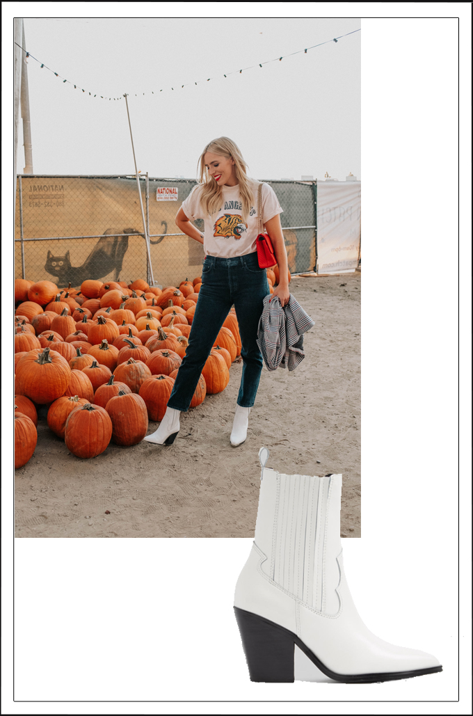 """White Boots 