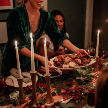 TIPS FOR HOSTING FOR THE HOLIDAYS