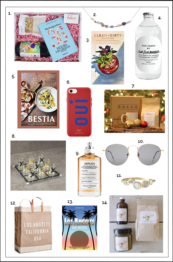 THE ANGELENO GIFT GUIDE 2018