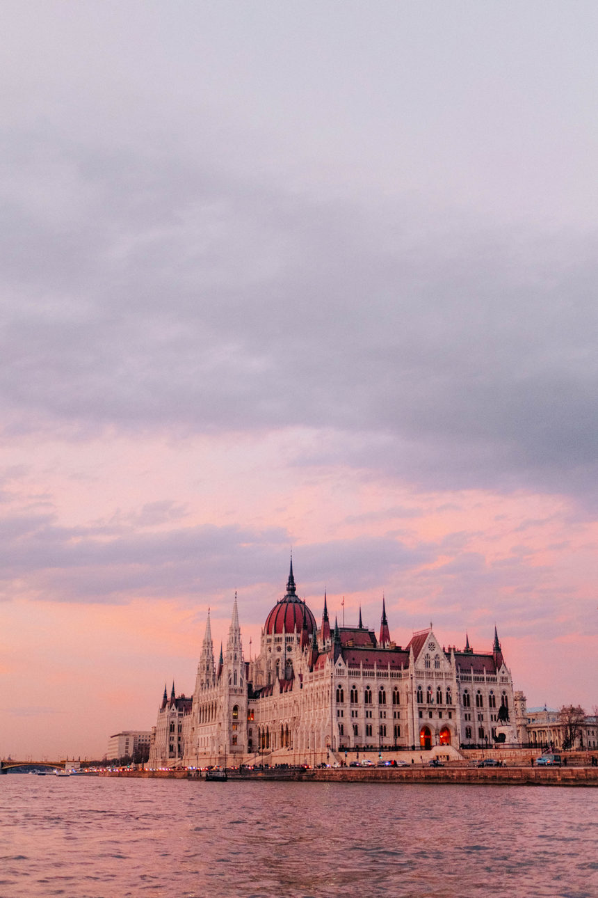 THE EUROPE DIARIES: QUICK GUIDE TO VIENNA & BUDAPEST