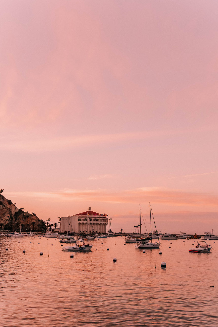 THE GETAWAY GUIDE TO CATALINA ISLAND