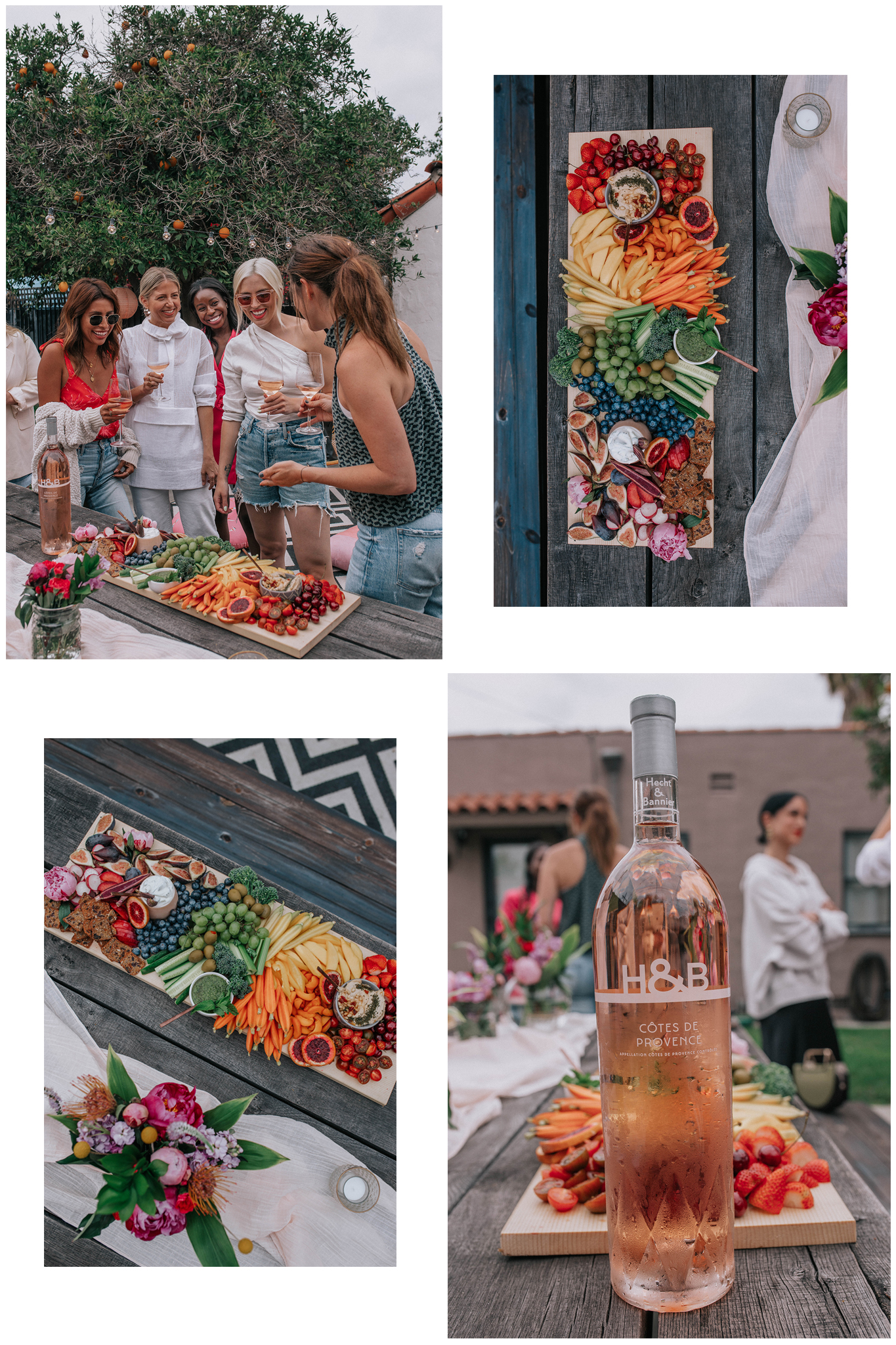 HOW TO HOST THE PERFECT SUMMER SOIRÉE IN LA
