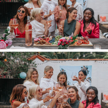 "HOW TO HOST THE PERFECT ""SUMMER IN LA"" SOIRÉE"