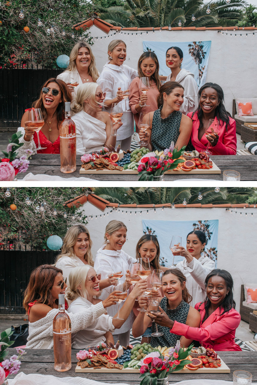 """HOW TO HOST THE PERFECT """"SUMMER IN LA"""" SOIRÉE"""