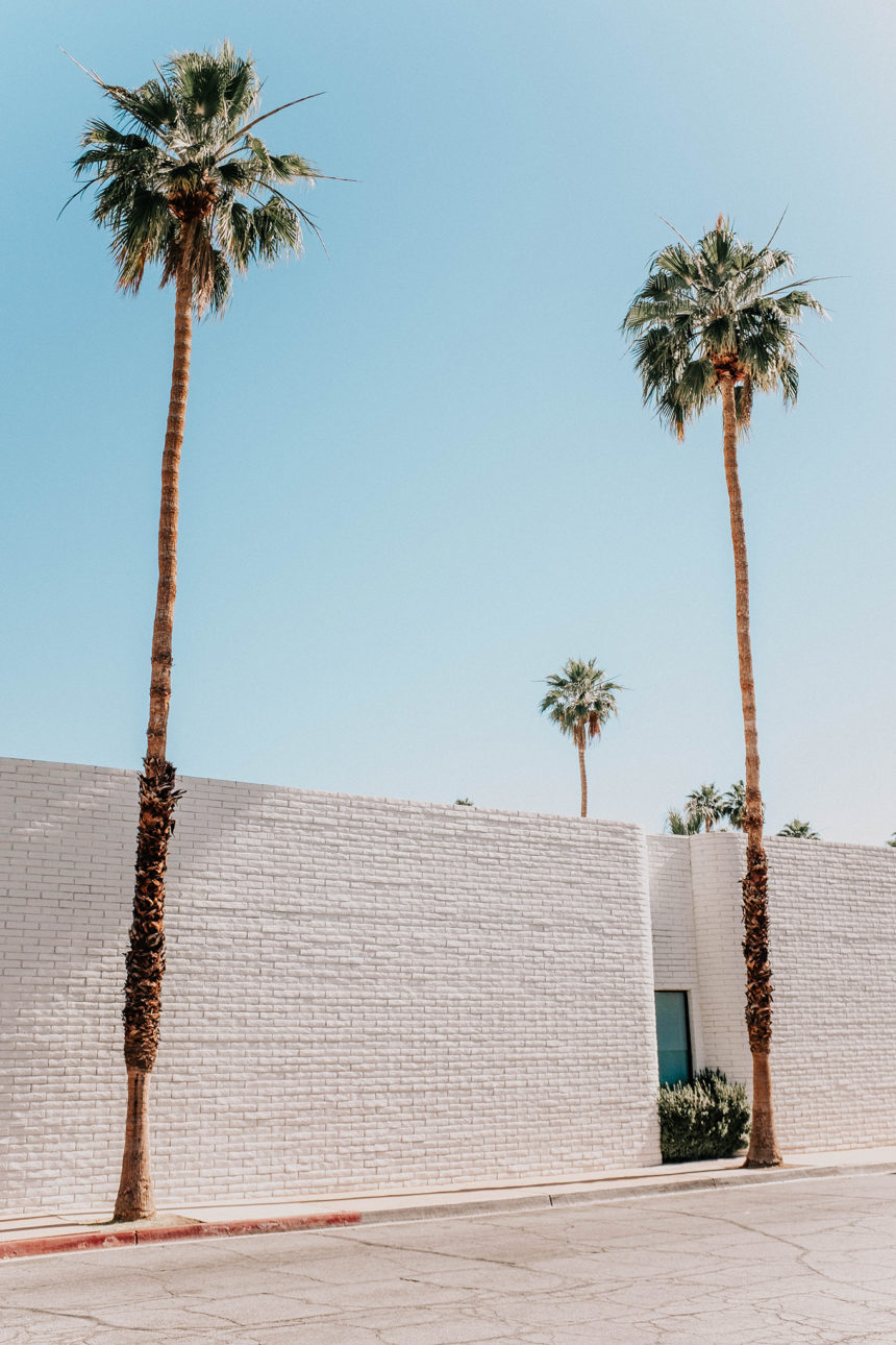 THE GETAWAY GUIDE TO: PALM SPRINGS