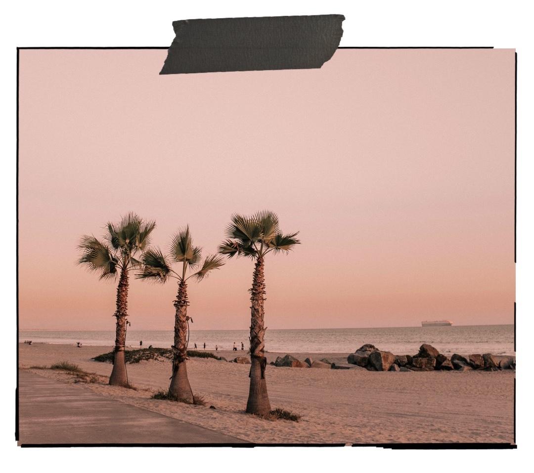 southern california itinerary