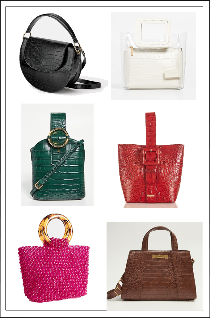 TEXTURED BAGS