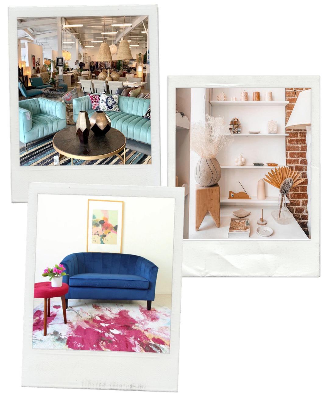 Los Angeles boutiques online