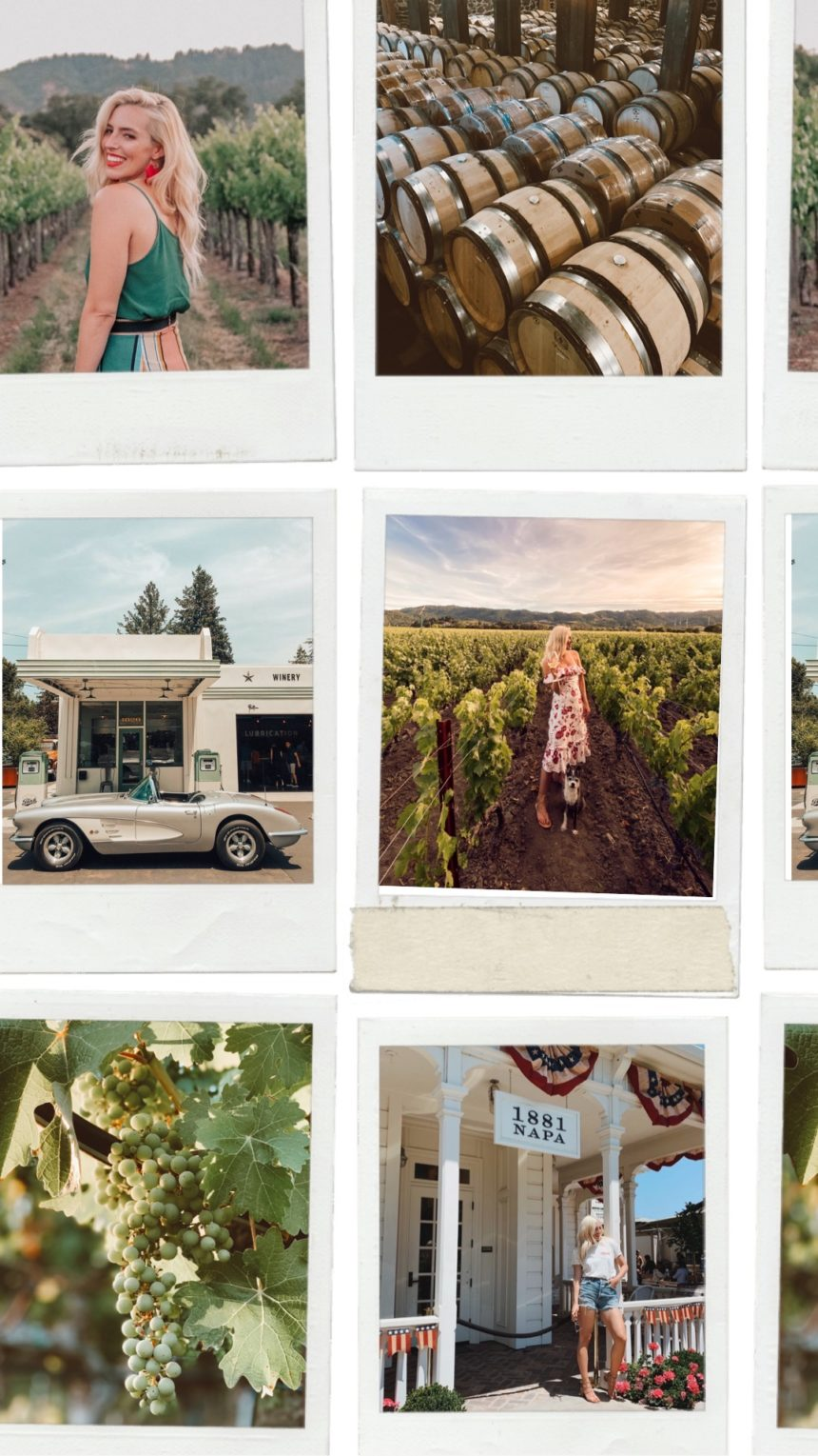 THE GETAWAY GUIDE TO: NAPA VALLEY
