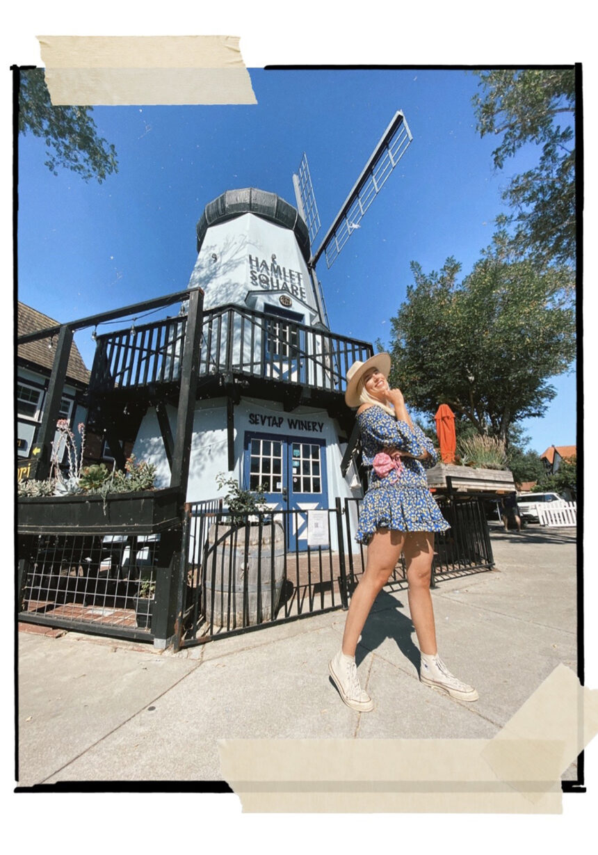 THE GETAWAY GUIDE TO: SOLVANG