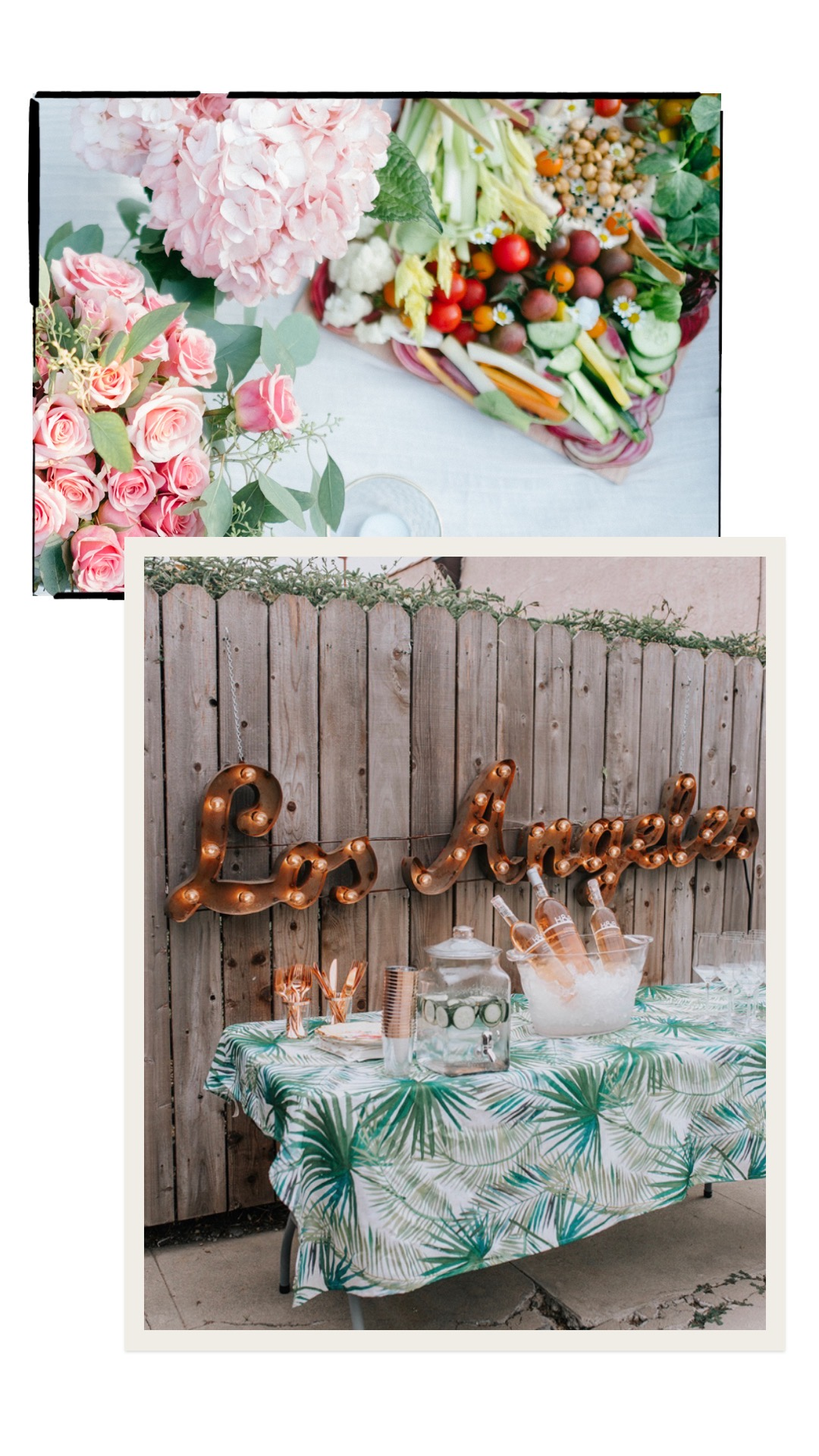 IDEAS FOR HOSTING SMALL GATHERINGS OUTSIDE